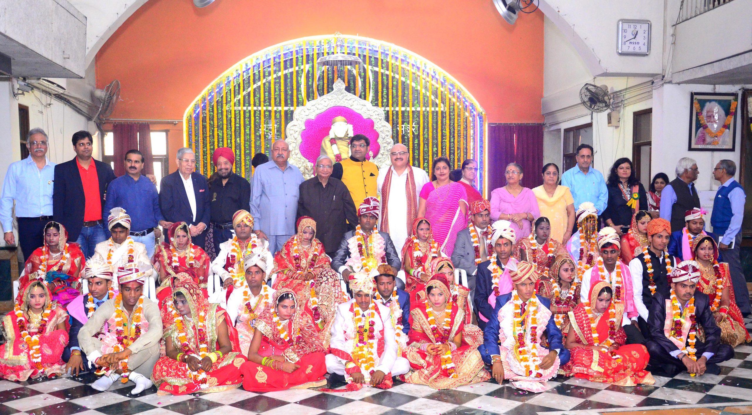 mass marriage in Faridabad