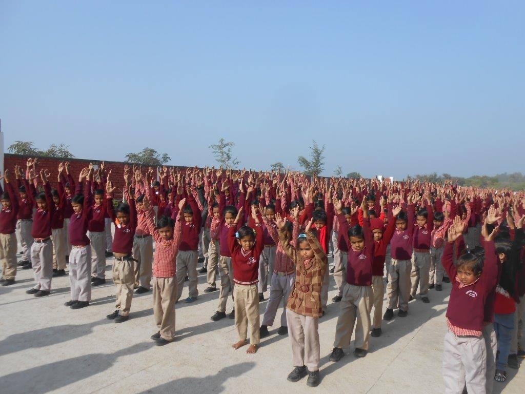 School in Niswara