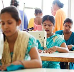 free vocational training in Faridabad