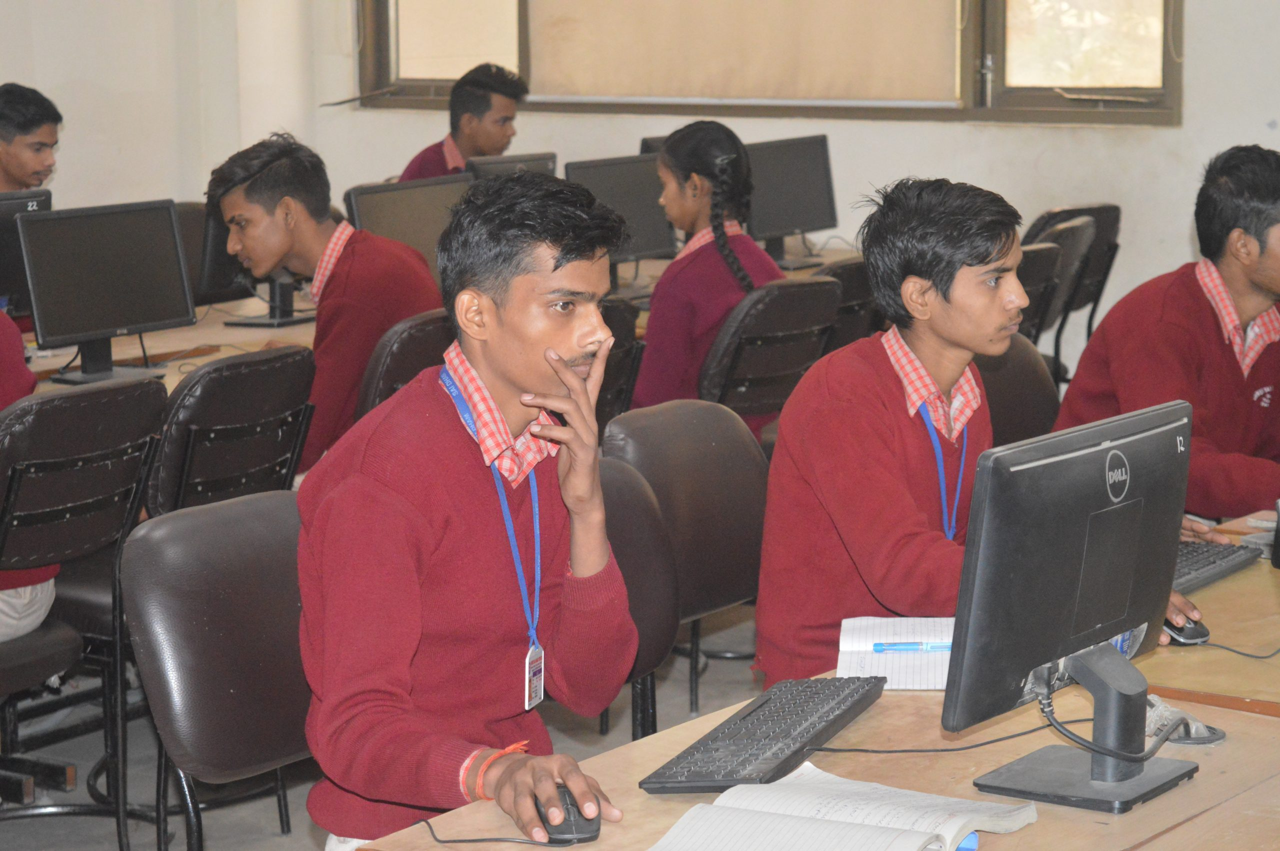 free vocational training in computers
