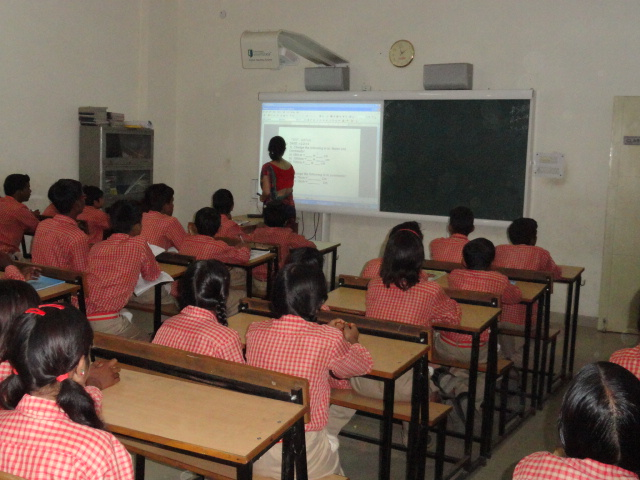 smart class education in Faridabad