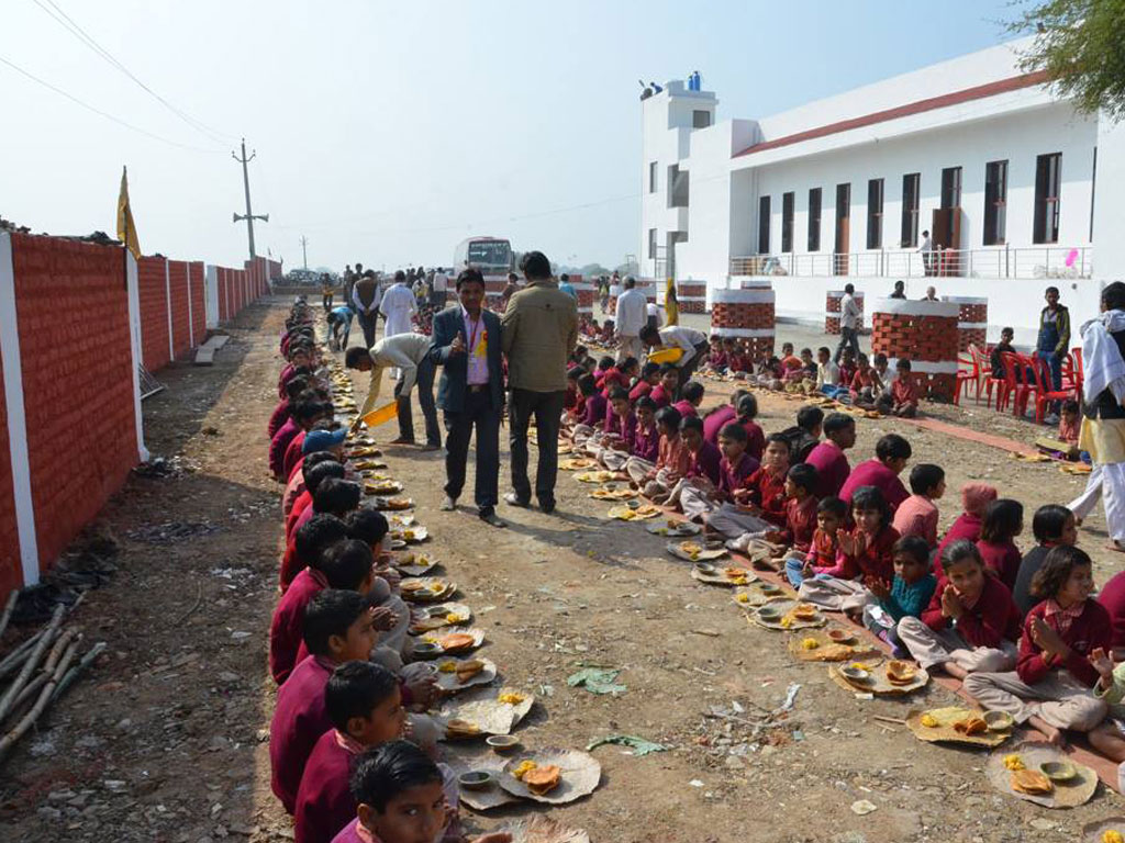 chariety school in Niswara