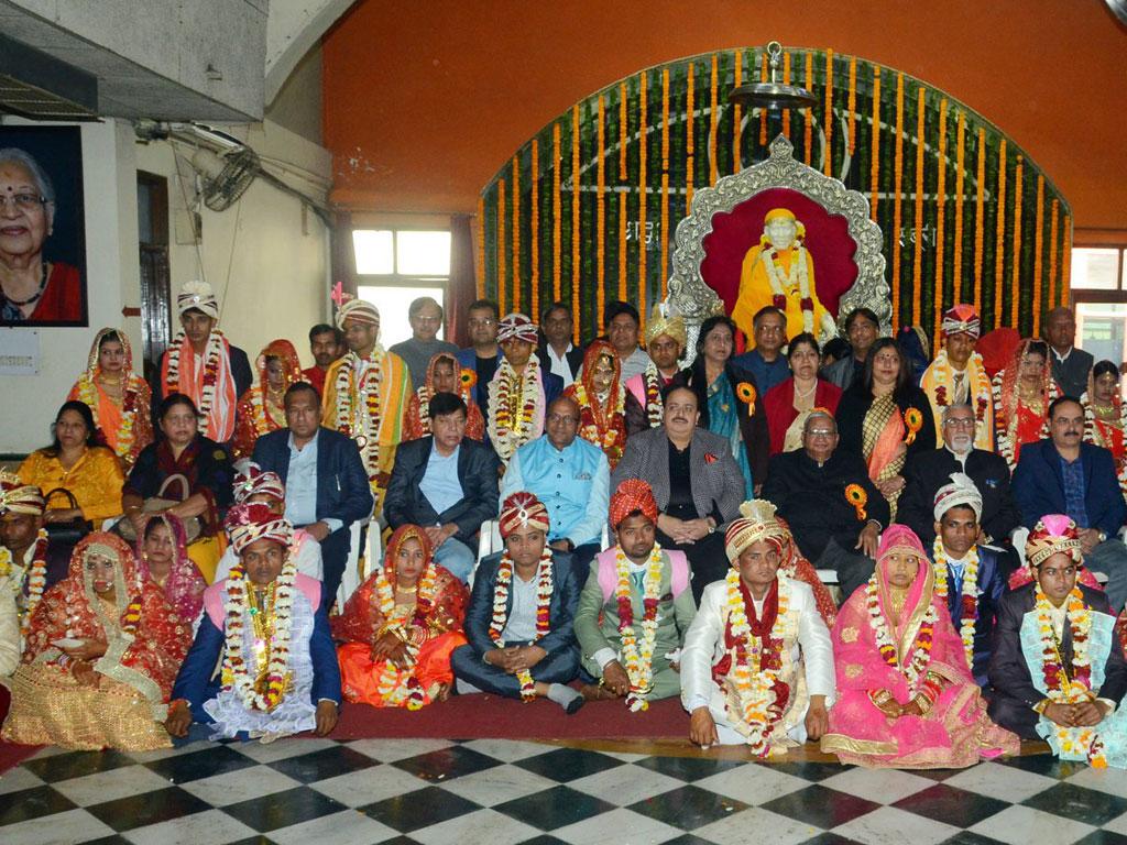 Mass Marriage in Faridabad, Haryana