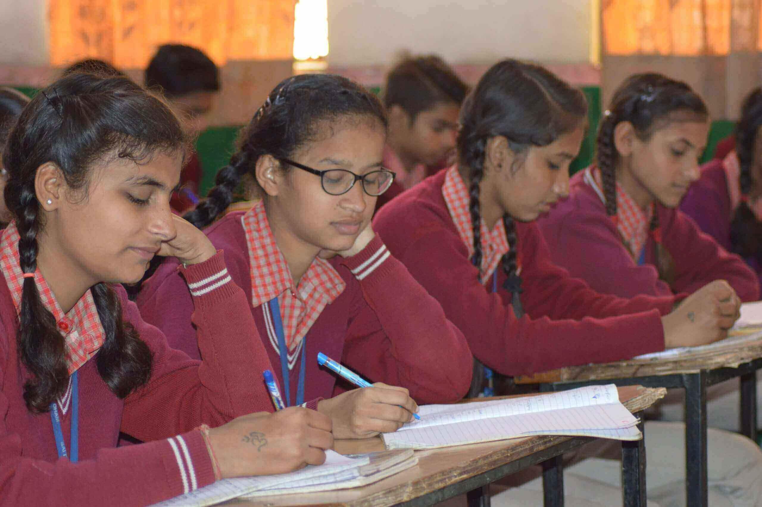 free education in Faridabad