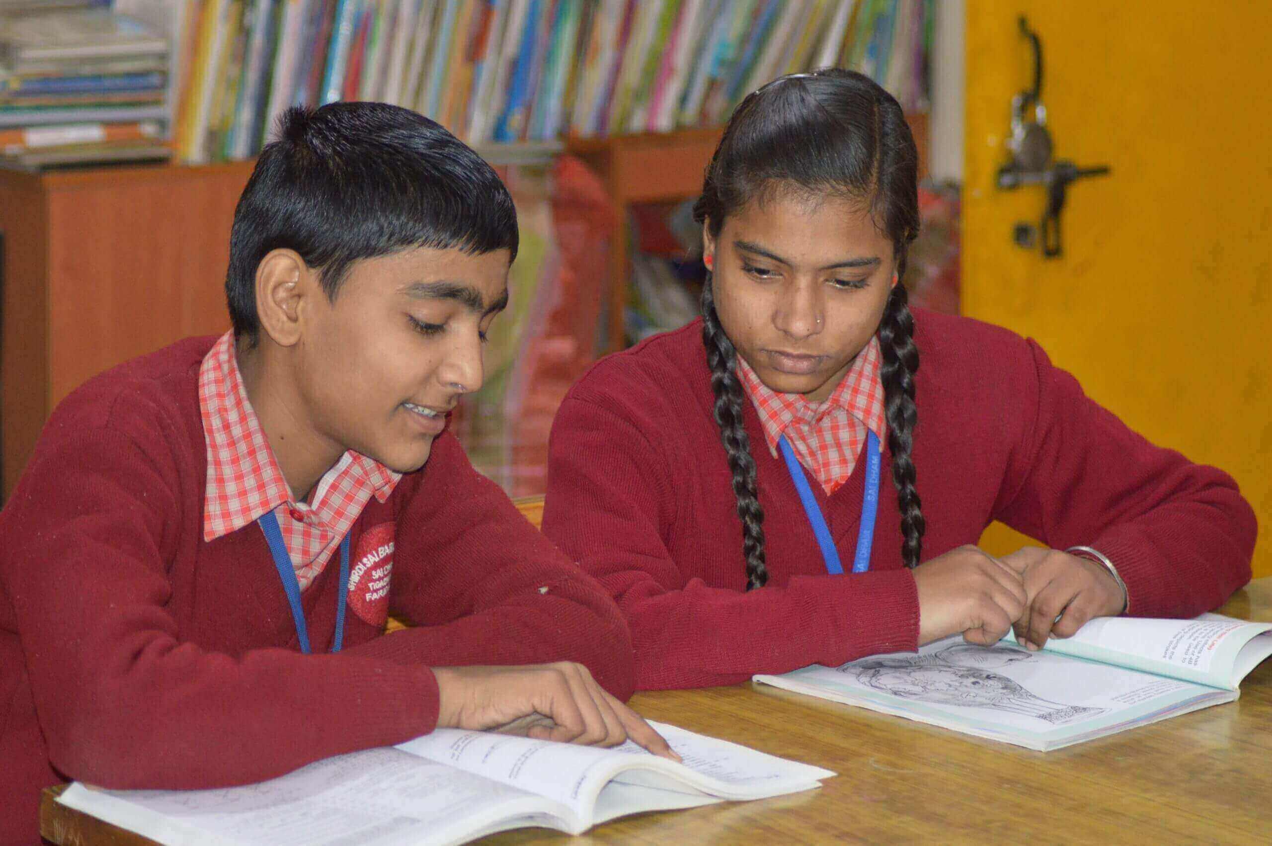 NGO providing free education