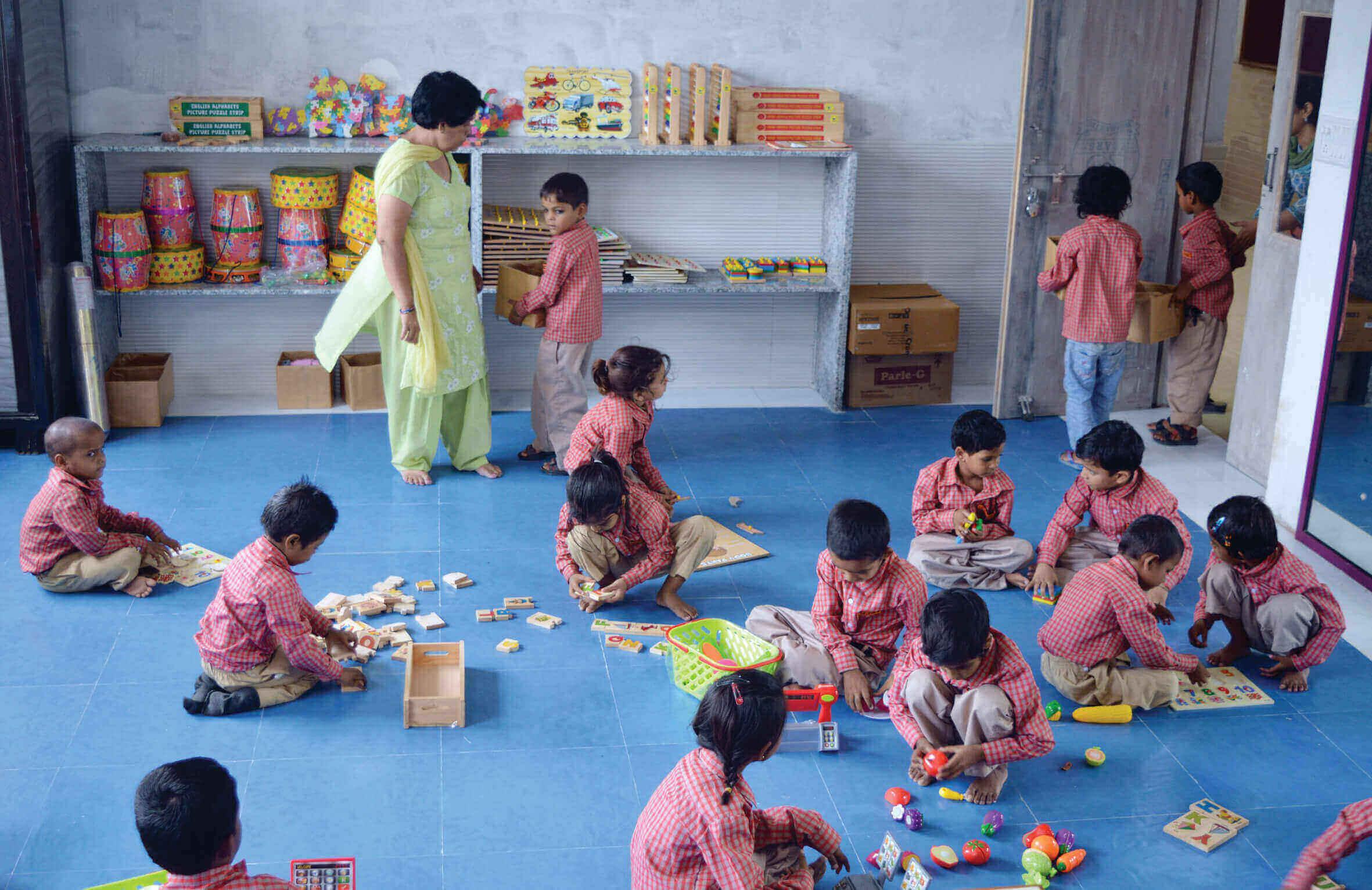 sponsor child education
