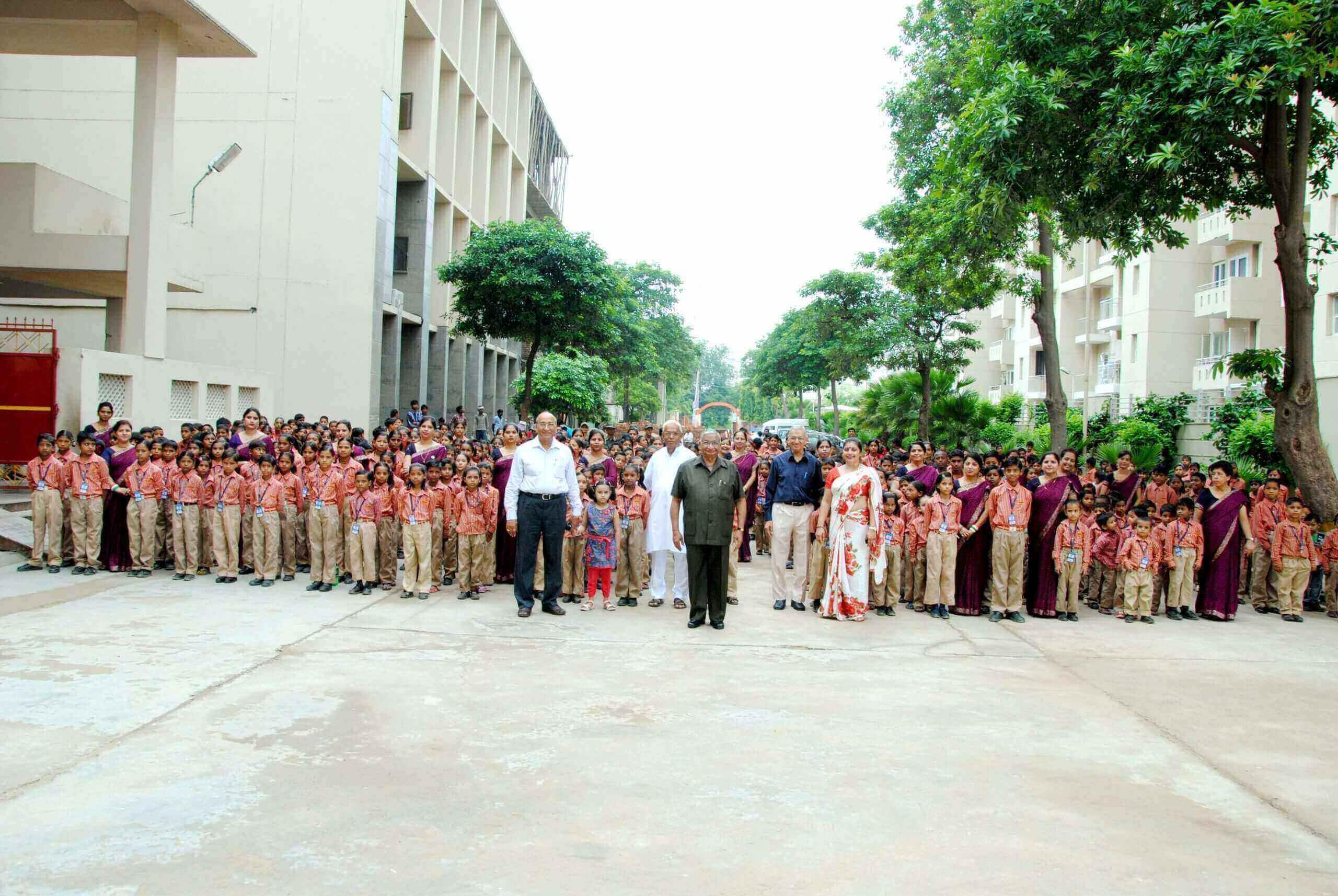 free school education CBSE affiliated