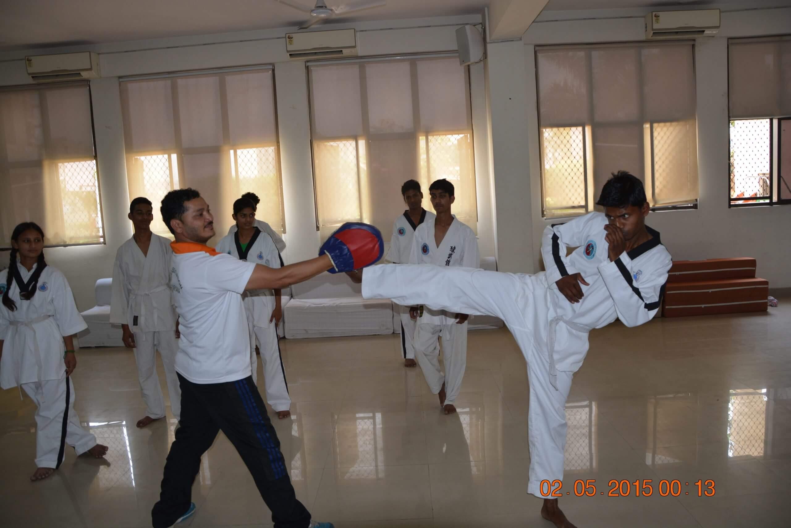 school sports in Faridabad