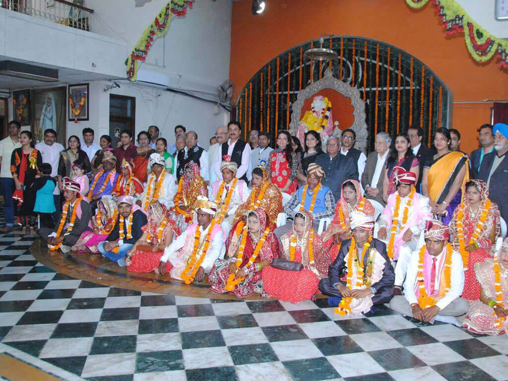 Mass Marriages in Faridabad