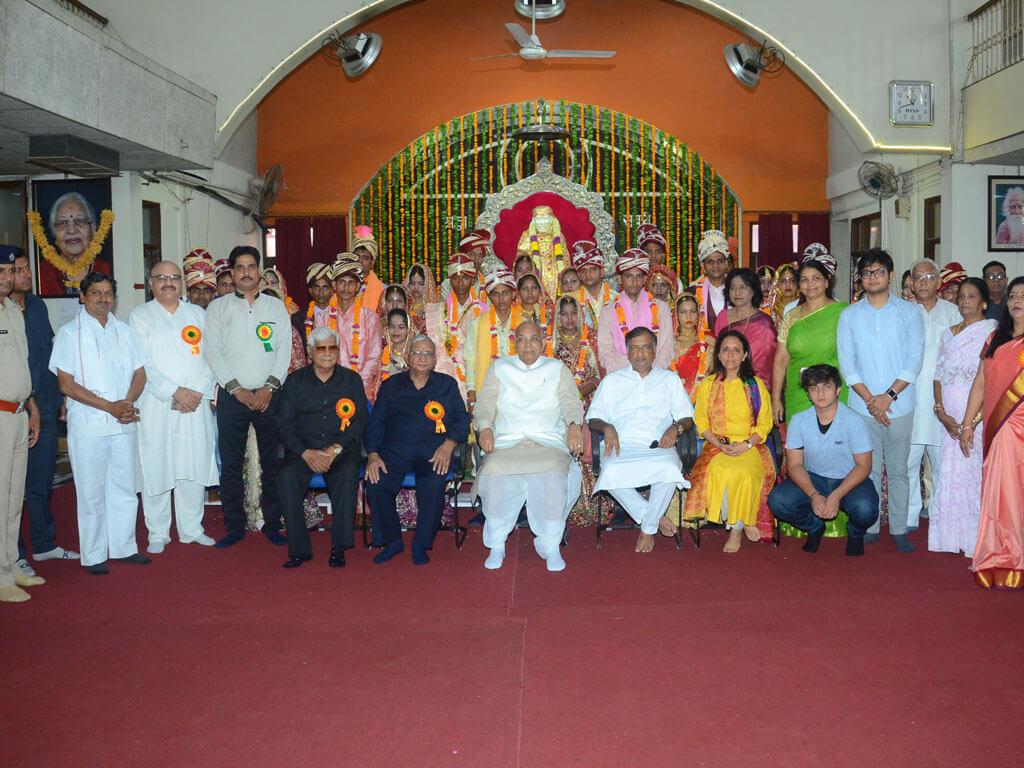 mass marriage