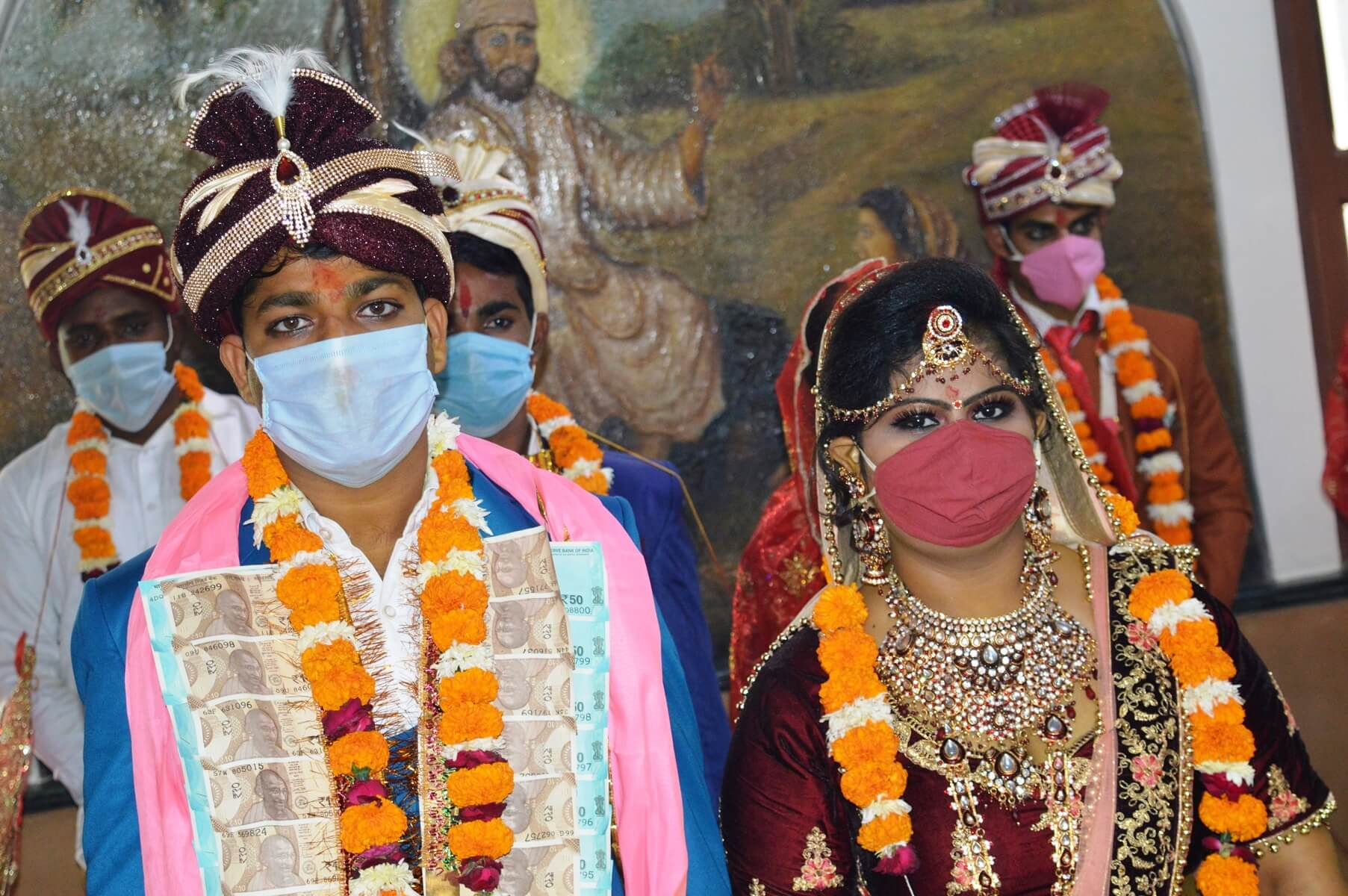 Mass Marriage on 29-11-2020