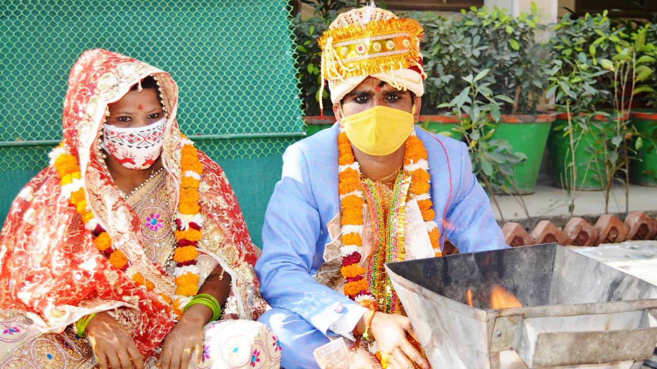 53th Mass Marriage in Faridabad