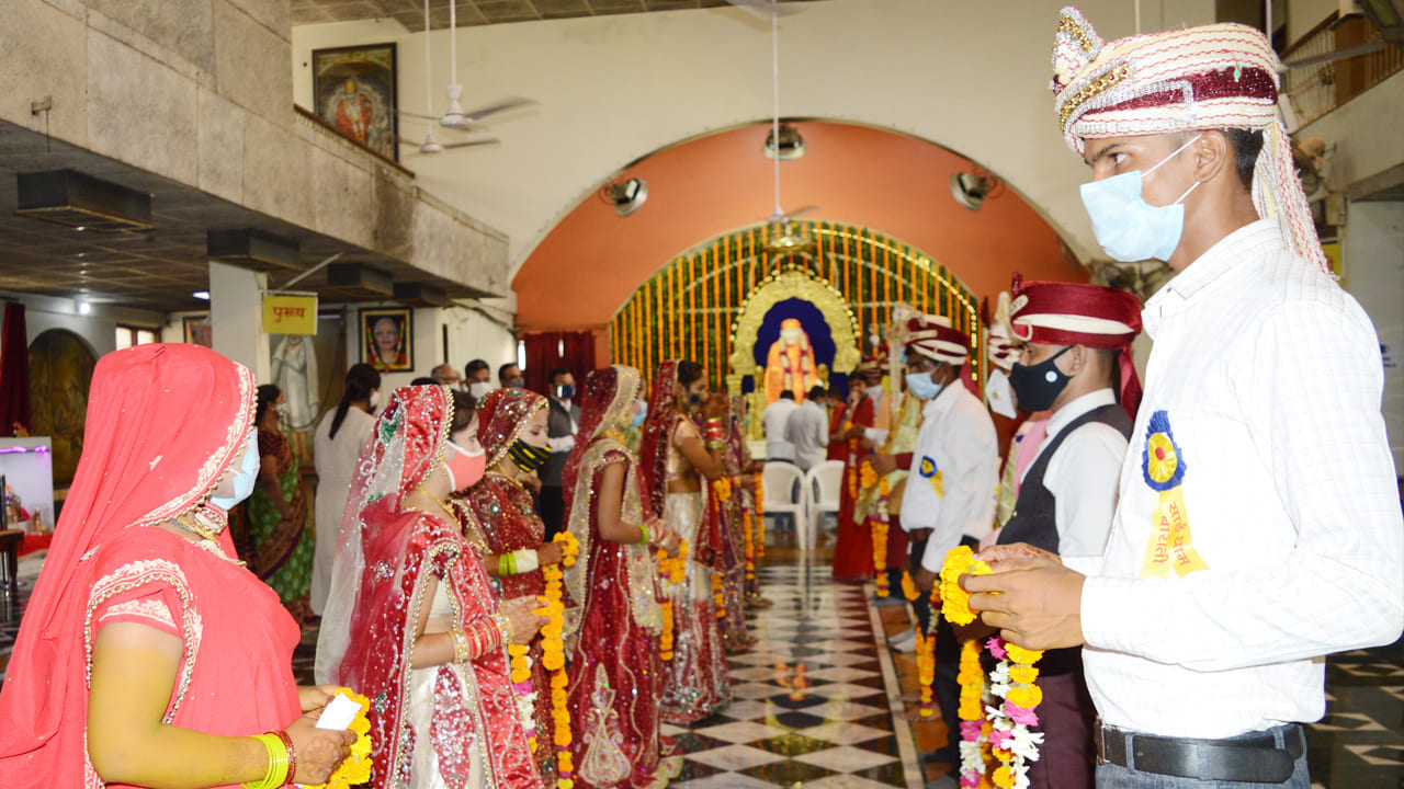 54th Mass Marriages