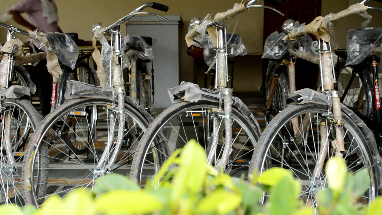 54th Mass Marriages with Cycle
