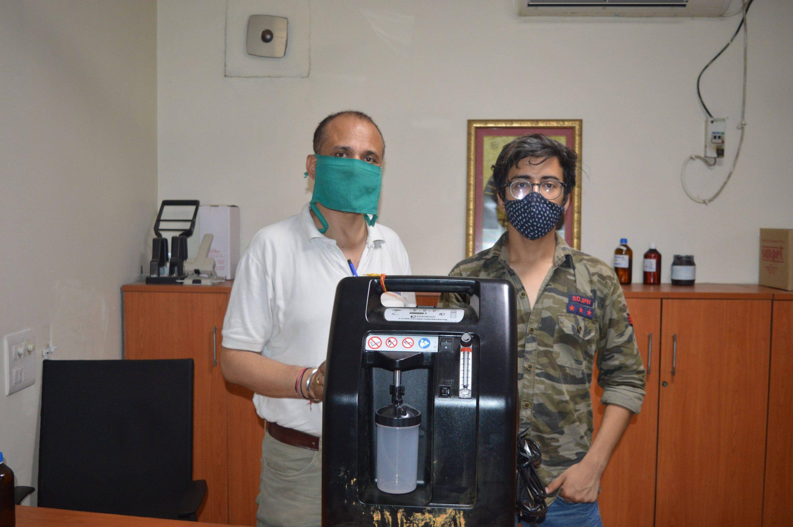 Concentrator in Faridabad