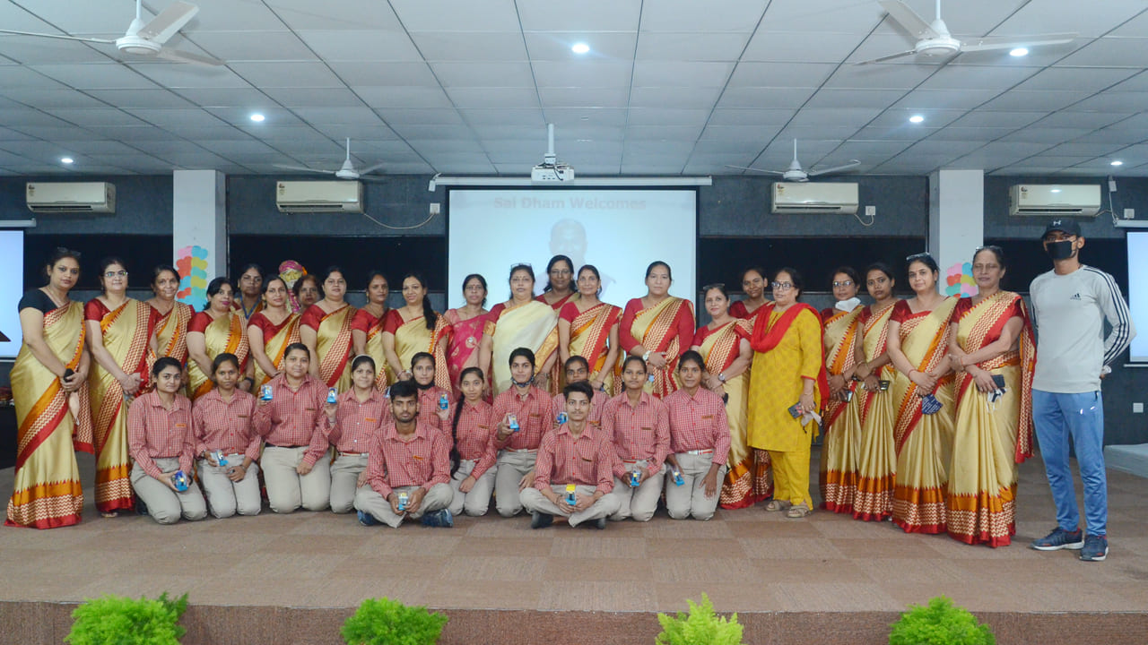 Shirdi Sai Baba School staff